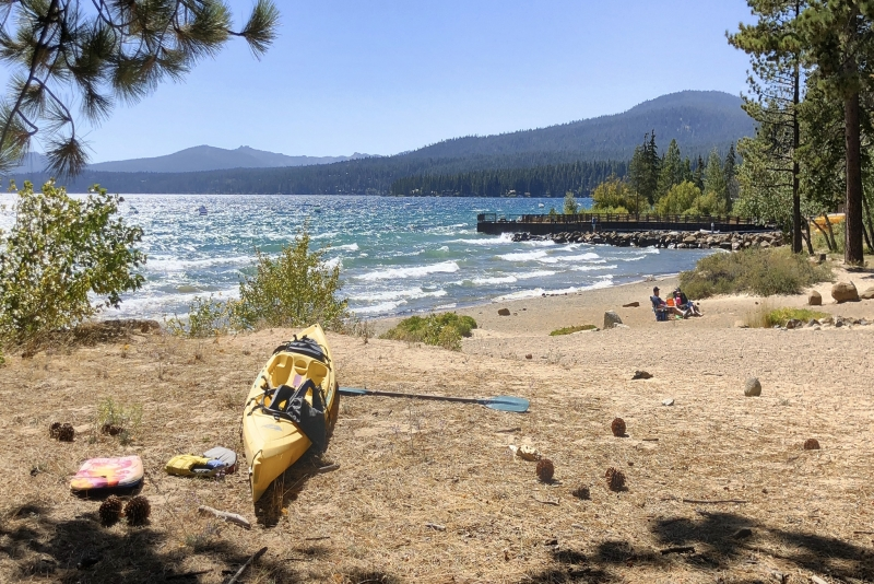 Tahoe Vista & Nearby Fun!